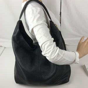 Rebecca Minkoff Bryn Double Zip Leather Hobo Bag